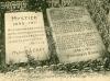 La tombe de Mystico au cimetière des chiens d'Asnières.