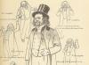 Marcel Legay par Alfred Lepetit, dans« Les Chansonniers et les cabarets artistiques» d'Horace Valbel, 1895.