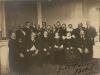 Les chansonniers, 1910.